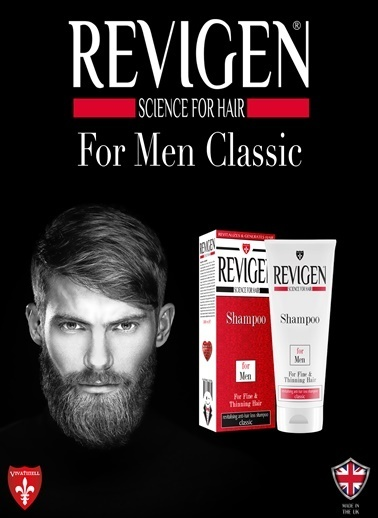 Revigen Şampuan For Men Classic 300 Ml Renksiz